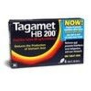 Smithkline Beecham Tagamet Tablets 200 Mg relief of Heartburn 6