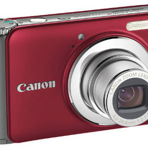Canon - PowerShot A3100 IS Digital Camera