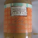Tastefully Simple Zesty Cracked Peppercorn Sauce