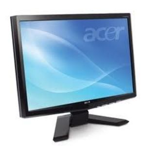 Acer X193WB 19 inch Monitor