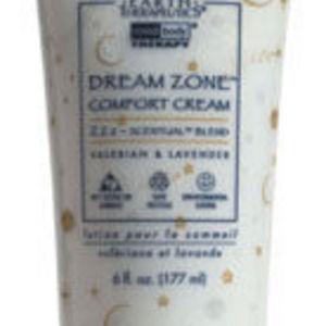 Earth Therapeutics Dream Zone Comfort Cream