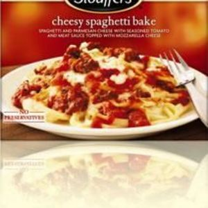 Stouffer's Cheesy Spaghetti Bake