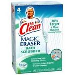 Mr. Clean Magic Eraser Bath Scrubbers