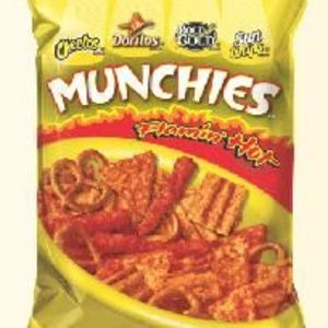 Frito-Lay - Munchies Flamin' Hot Snack Mix Reviews ...