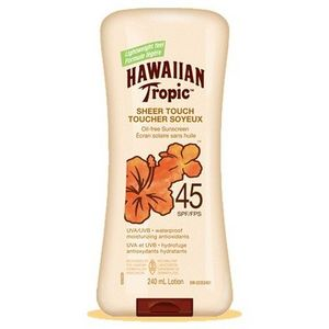 Hawaiian Tropic Sheer Touch Sunscreen SPF 45