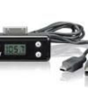 Gigaware - Full-Band FM Transmitter for iPod
