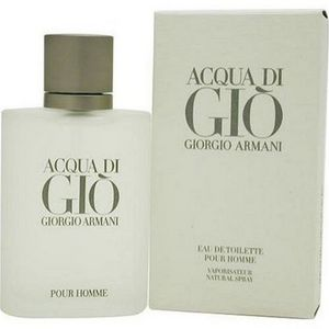 Acqua Di Gio by Giorgio Armani EDT 100mL for Men