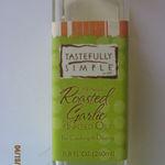 Tastefully Simple Roasted Garlic Infused Oil