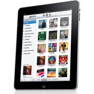 Apple iPad with Wi-Fi