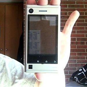 Motorola - blur Cell Phone