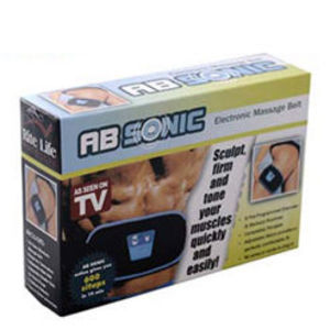 As Seen on TV Ab Sonic - Muscle Toning and Relaxing