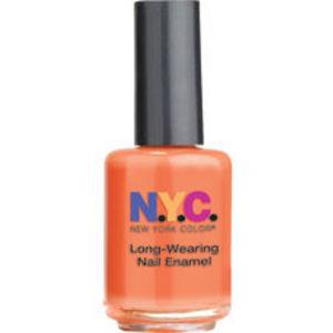 NYC / New York Color Long-Wearing Nail Enamel - All Shades
