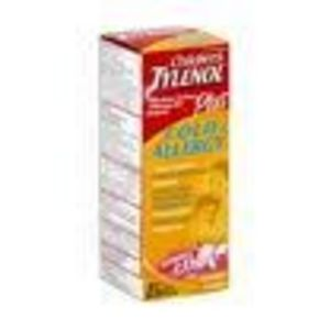 Tylenol Children's Cold & Allergy