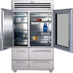 Sub-Zero Pro Bottom-Freezer Refrigerator