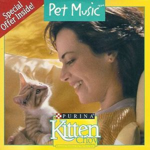 Purina Pet Music CD for Kittens and Cats