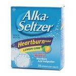 Alka-Seltzer Heartburn Relief Lemon-Lime Effervescent