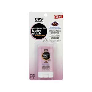 CVS Baby Stick Sunscreen SPF 60+