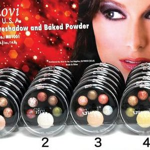 Giovi 5 Eyeshadow and Baked Powder 04