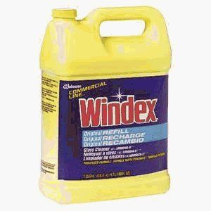 Windex Commercial Line Powerized Original with Ammonia-D