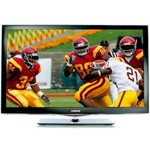 Samsung 55 in. LCD TV