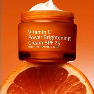 Grassroots Vitamin C Power Brightening Cream SPF25