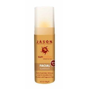 Jason Sunbrellas Facial Sunblock SPF 20