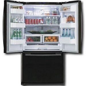 Attractive Side By Side Refrigerators; French Door Refrigerators