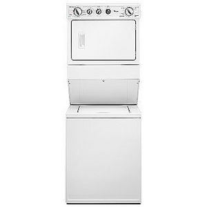 Whirlpool Thin Twin Stacked Washer / Dryer WET3300S