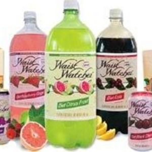 Waist Watcher - Grape Frost Diet Soda