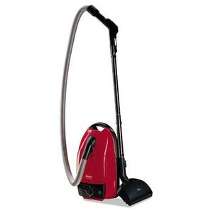 Miele Red Star Bagged Canister Vacuum