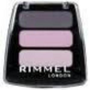 Rimmel London Colour Rush Trio Eyeshadow - Dreamy #720