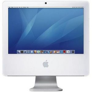 Apple iMac 17 in. desktop computer