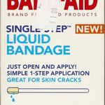Band-Aid Single Step Liquid Bandage