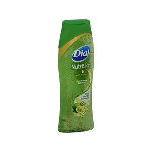 Dial NutriSkin Grape Seed Oil & Lemongrass Ultra Hydrating Body Wash