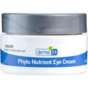 c. booth derma 24 Phyto Nutrient Eye Cream