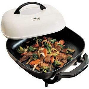 "Rival 12"" Electric Skillet S12-P"