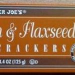 Trader Joe's - Multigrain & Flaxseed Water Crackers