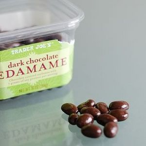 Trader Joe's - Dark Chocolate Edamame