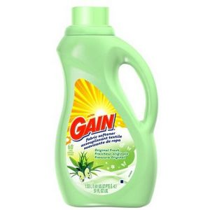 Gain Liquid Fabric Softener, Original Scent