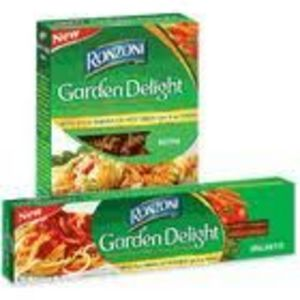 Ronzoni Garden Delight Pasta