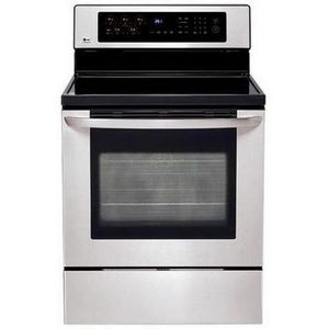 LG Freestanding Electric Range