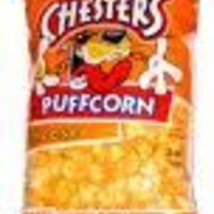 Cheetos - CHESTER'S PUFFCORN