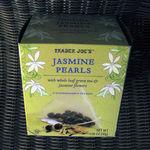 Trader Joe's Jasmine Pearls Whole Leaf Green Tea