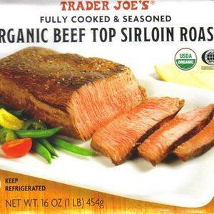Trader Joe's Organic Beef Top Sirloin Roast