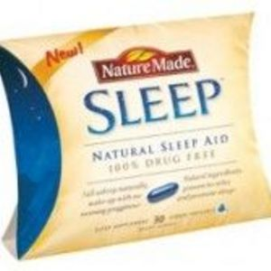 Nature Made Sleep Natural Sleep Aid