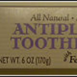 Trader Joe's Antiplaque Toothpaste with Fennel, Propolis & Myrrh
