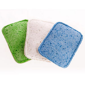 Full Circle Flip Loofah Scrubber Sponge