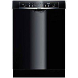 Bosch Ascenta Evolution DLX Series Built-in Dishwasher