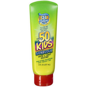 Ocean Potion Kids Sunblock SPF 50