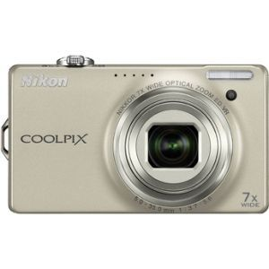 Nikon - Coolpix S6000 Digital Camera